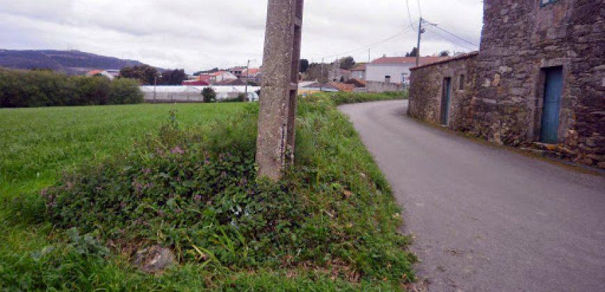 Venta de terreno en Malpica de Bergantiños