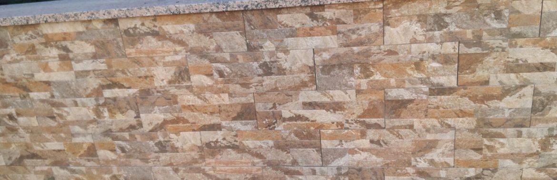 Muro de piedra (Laracha)