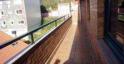 Ático de diseño con terraza en Pastoriza